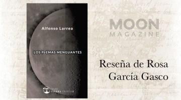 Los poemas menguantes, de Alfonso Larrea: reinventar el lenguaje para aproximarse al infinito 1