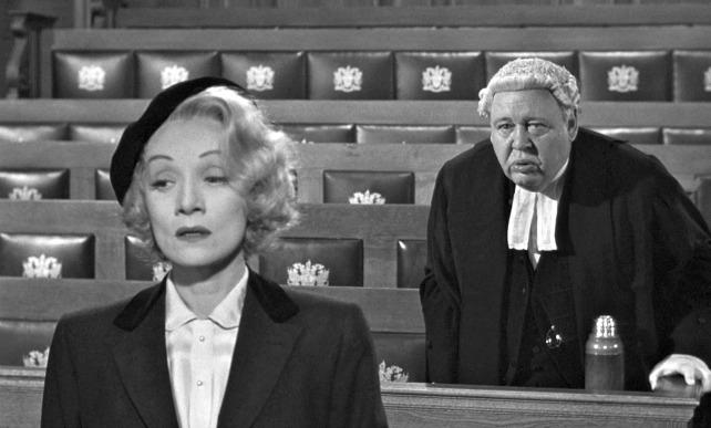 Testigo de cargo: sobre el libro de Agatha Christie y la película de Billy Wilder
