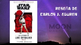 Las leyendas de Luke Skywalker de Ken Liu, porque hasta la Fuerza es una cuestión de perspectiva 3