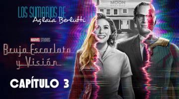 Wanda/Visión: Capítulo tres. En el mundo de la Bruja Escarlata 1