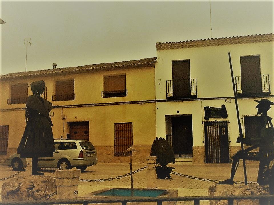 De viaje con El Ingenioso Hidalgo Don Quijote de la Mancha: I parte 4