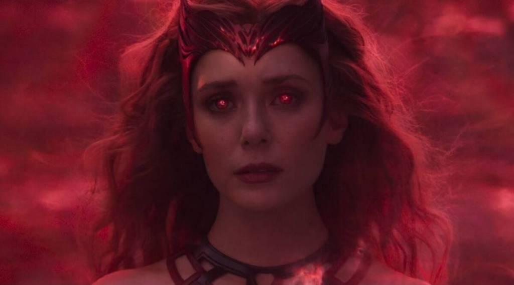 capítulo final de Wanda/Visión