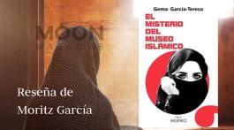 El misterio del Museo Islámico, de Gema García-Teresa, una fusión de chick-lit y novela enigma en los Emiratos Árabes 1