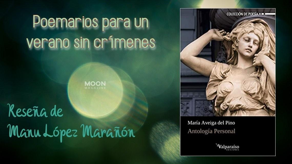 Antología personal. María Aviega del Pino. Valparaíso Ediciones 1