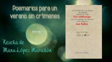 Sin embargo, sus balas. Amor Pérez Egea. Ediciones Ondina (2020) 1