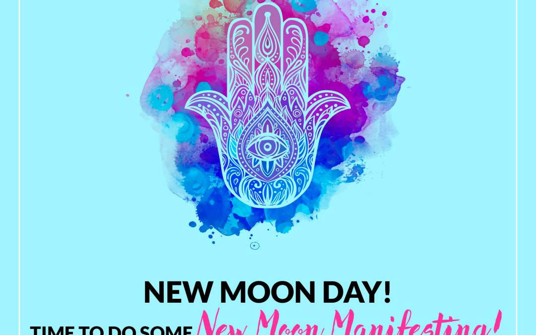 The New Moon takes place today!