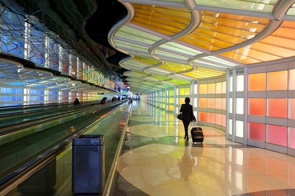 apps to kill airport boredom