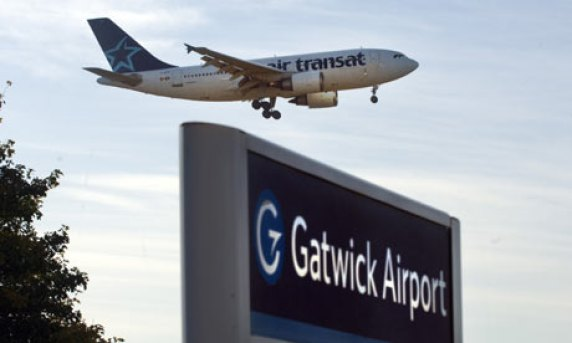 hotels near gatwick