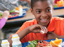 School Lunches Becoming Healthier