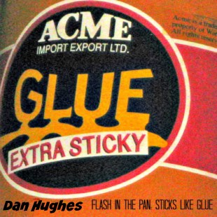 Audio Book Give-Away: Flash in the Pan: Sticks Like Glue