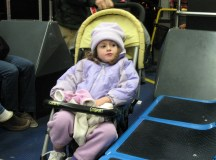 Stroller Constraints On CTA Buses Disliked By Moms