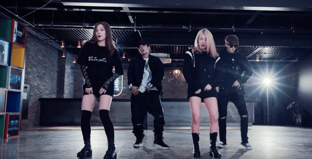 K A R D Drops Choreography Video For Debut Single Quot Oh Nana