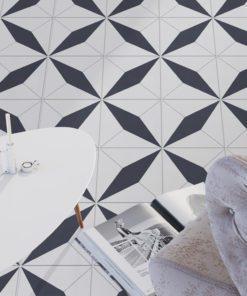removable vinyl tile stickers