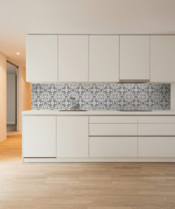 kitchen backsplash decor moroccan