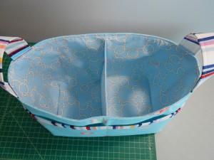 divided basket interior noodlehead