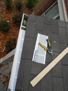 Cheap Gutter Guards Roof