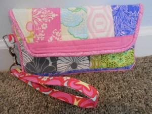 Noodlehead Envelope Clutch bag pattern