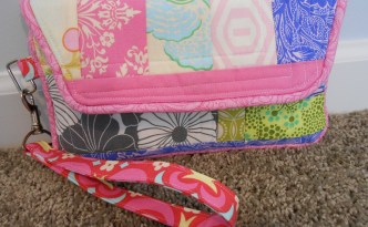 Noodlehead Envelope Clutch bag pattern