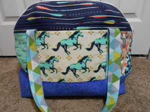 Aeroplane Bag Sew Sweetness Sitting