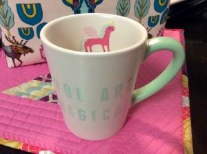 Target You Are Magical Mug Unicorn