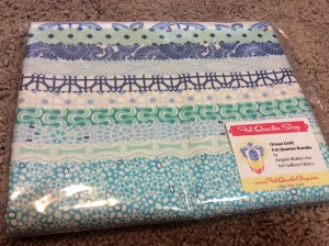Angela Walters Drift fabric fat quarter bundle