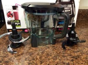Ninja 1500 watt mega kitchen system box blender short container