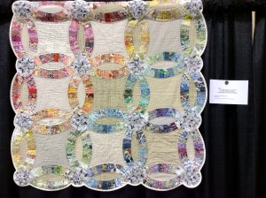 Original Sewing and Quilting Expo Atlanta Gwinnett Center quilt walk