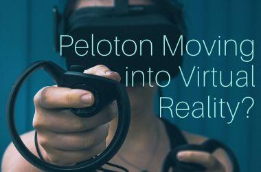 Peloton Moving into Virtual Reality