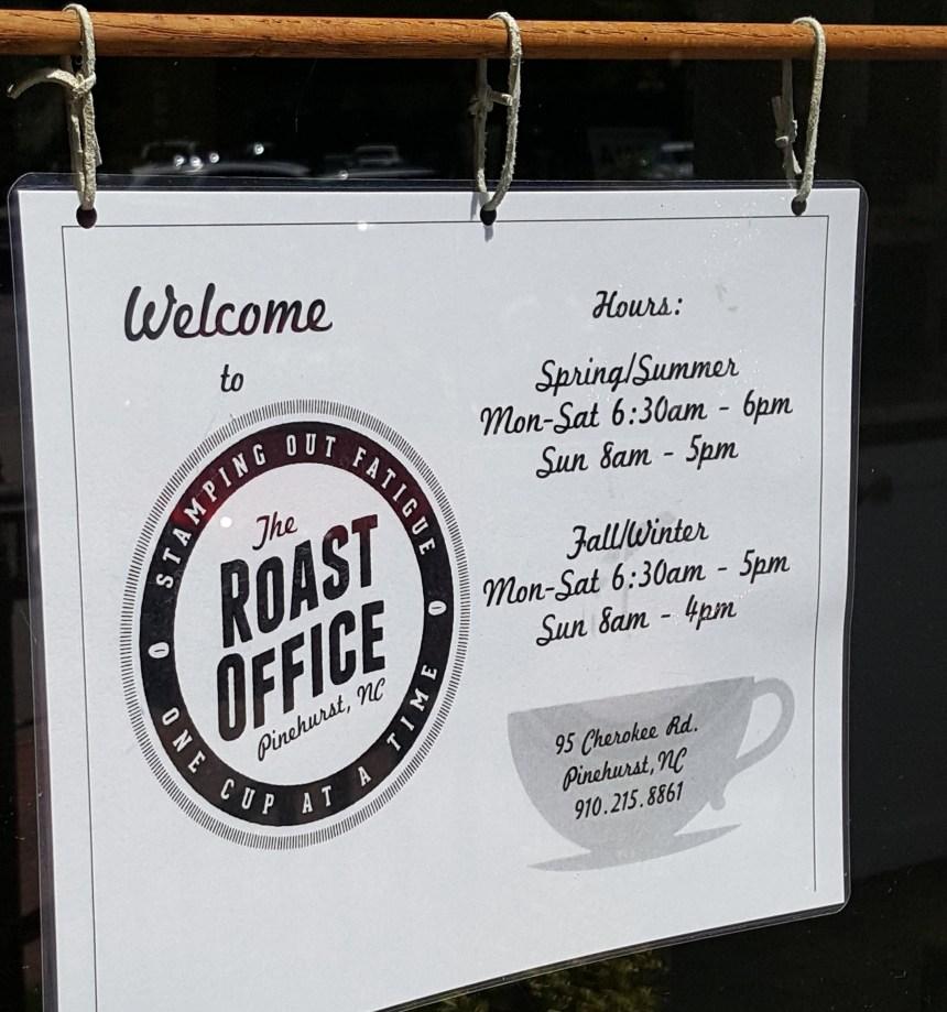 roast office hours