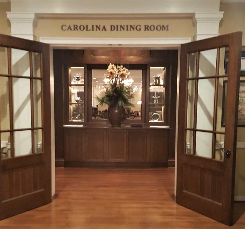 carolina dining room