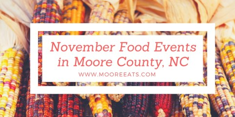 November food events