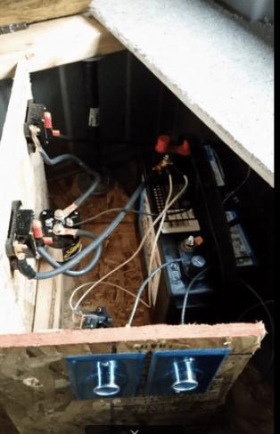 Aux Power in Chevy Truck