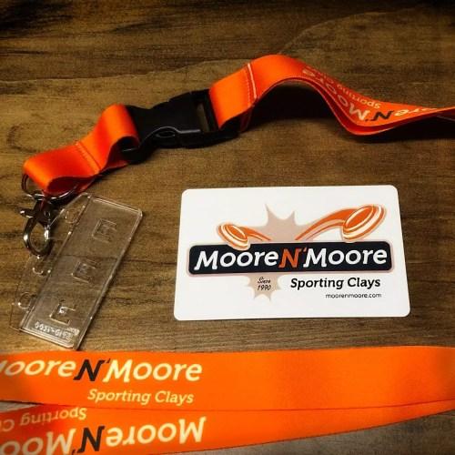 Target Key Chain – Moore N' Moore Sporting Clays