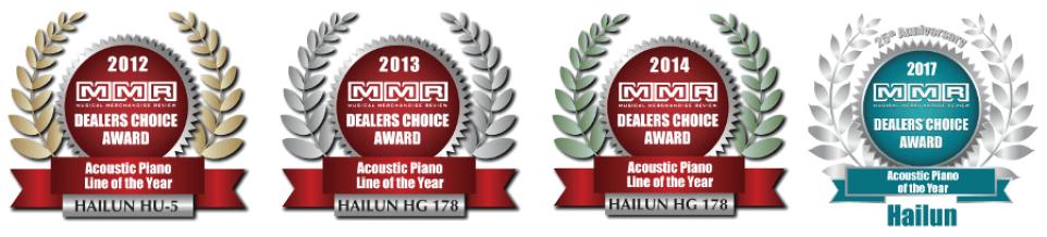 Hailun MMR Dealers Choice Awards