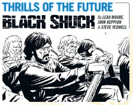 Thrills of the Future: Black Shuck