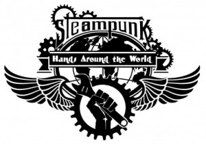 Steampunk Hands Around the World image by El Investigador