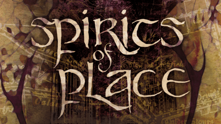 Spirits of Place logo by Andy Bloor
