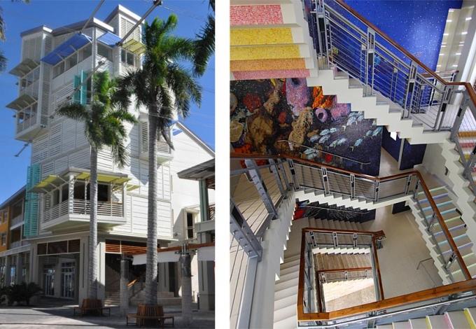 Camana Bay Town Center & Master Plan   Moore Ruble Yudell ...