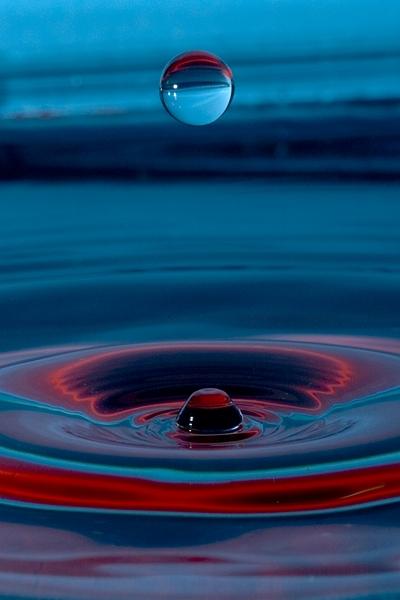 Moor Fotografie Water Druppel Fotografie