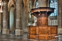 HDR Grote Kerk Breda