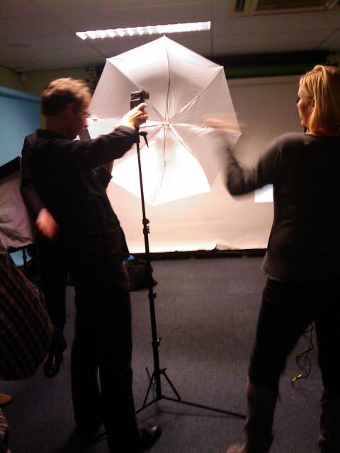 Strobist Workshop Camera Tools - Moor Fotografie