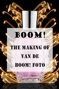 The Making Of van de BOOM! foto