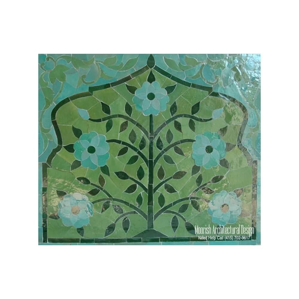 tile murals for bathroom mosaic tile