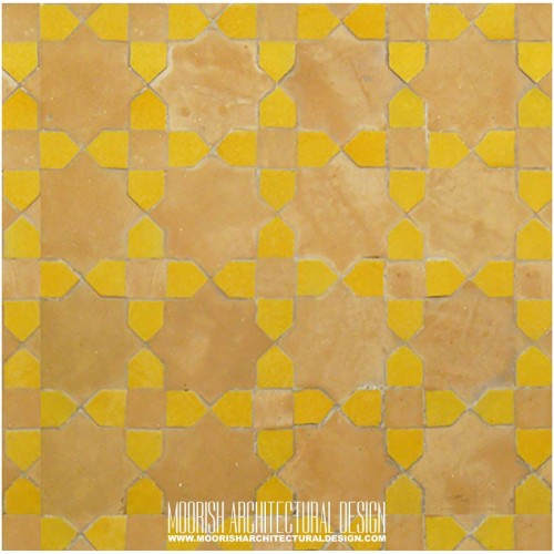 islamic mosaic tile factory morocco
