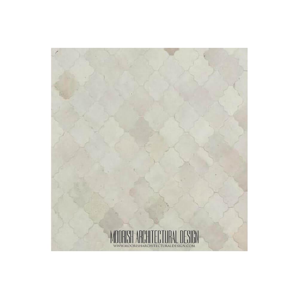 moroccan arabesque pool tile