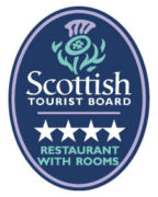 4 Star Restaurant With Rooms Logo