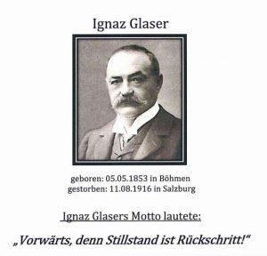 Ignaz Glaser
