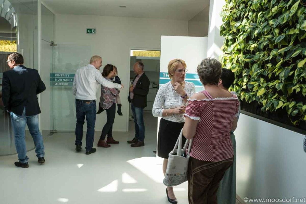 """""""Eine Praxis bauen ist mehr als nur Wände hochziehen"""" - das Zentrum für Gesundheit Eggelsberg"""