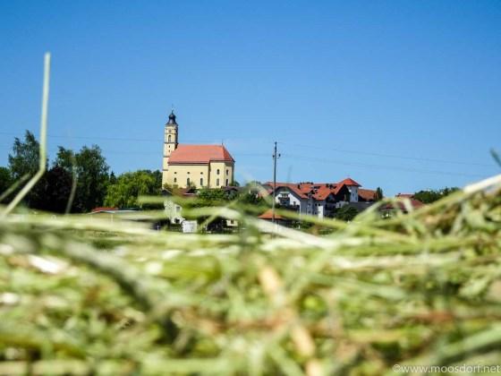 Kirche Moosdorf