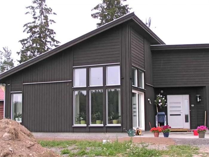 Zweedse houtverf